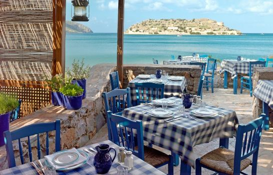 Restaurant Crete  a Luxury Collection Resort and Spa Blue Palace