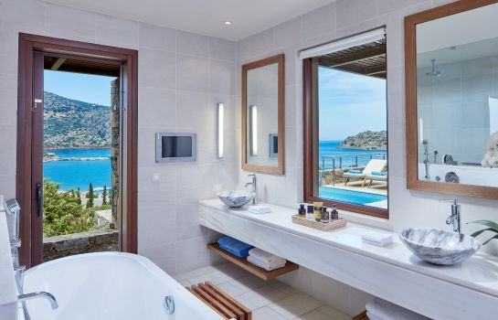 Information Crete  a Luxury Collection Resort and Spa Blue Palace