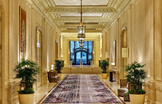Hotelhalle San Francisco  a Luxury Collection Hotel Palace Hotel