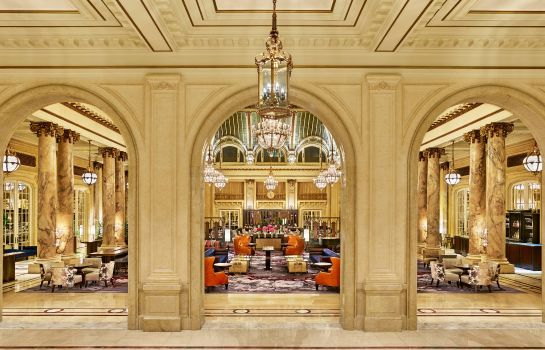 Restaurant Palace Hotel a Luxury Collection Hotel San Francisco