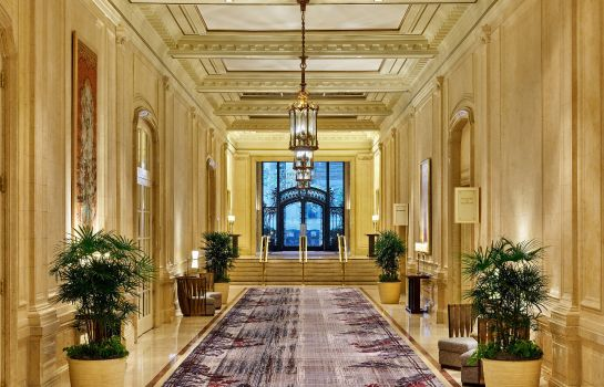 Info Palace Hotel a Luxury Collection Hotel San Francisco