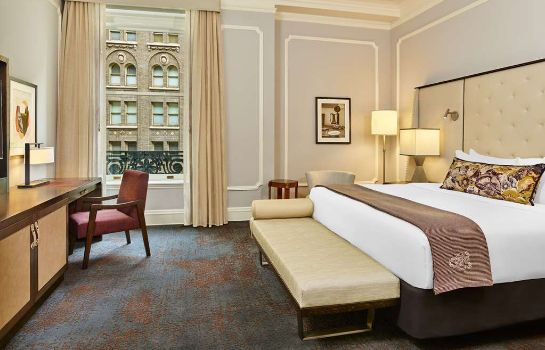 Zimmer San Francisco  a Luxury Collection Hotel Palace Hotel
