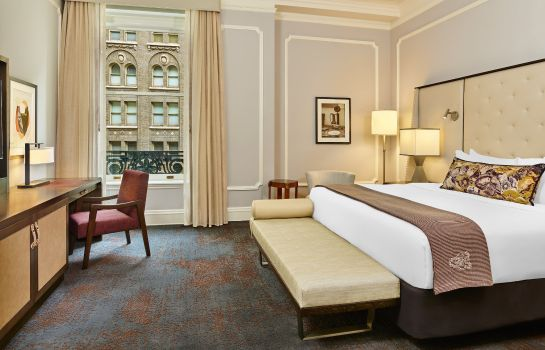 Zimmer Palace Hotel a Luxury Collection Hotel San Francisco