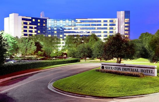 Außenansicht Sheraton Imperial Hotel Raleigh-Durham Airport at Research Triangle Park