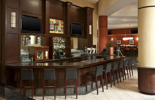 Hotelhalle Sheraton Imperial Hotel Raleigh-Durham Airport at Research Triangle Park