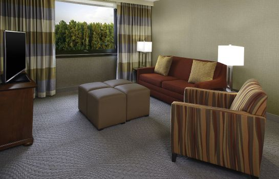 Suite Sheraton Imperial Hotel Raleigh-Durham Airport at Research Triangle Park