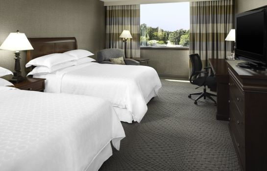 Zimmer Sheraton Imperial Hotel Raleigh-Durham Airport at Research Triangle Park