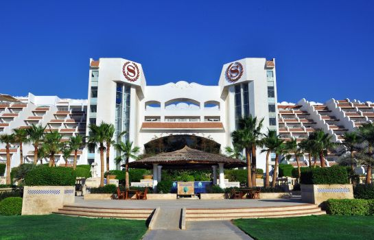 Exterior view Sheraton Sharm Hotel Resort Villas & Spa