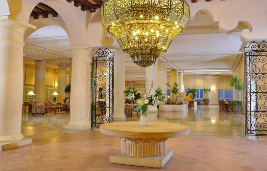 Lobby Sheraton Sharm Hotel Resort Villas & Spa