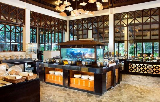 Restaurante Sheraton Senggigi Beach Resort