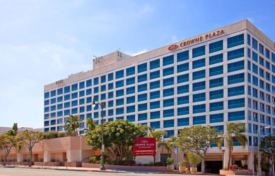 Exterior view Crowne Plaza LOS ANGELES HARBOR HOTEL