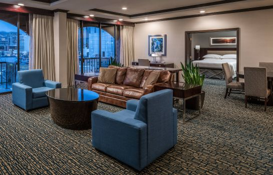 Suite Sheraton Salt Lake City Hotel