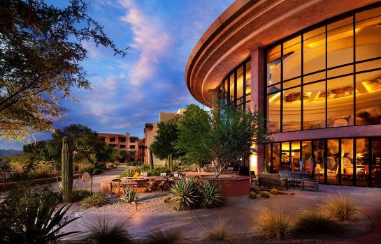 Exterior view Sheraton Grand at Wild Horse Pass