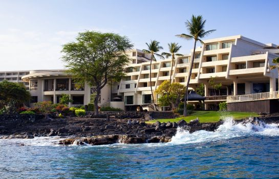 Außenansicht Sheraton Kona Resort & Spa at Keauhou Bay