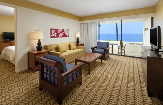 Suite Sheraton Kona Resort & Spa at Keauhou Bay
