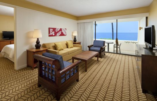 Chambre Sheraton Kona Resort & Spa at Keauhou Bay