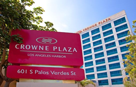 Außenansicht Crowne Plaza LOS ANGELES HARBOR HOTEL