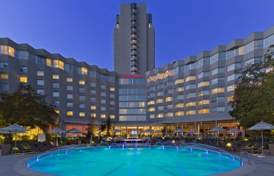 Sheraton Santiago Hotel And Convention Center In Santiago De Chile
