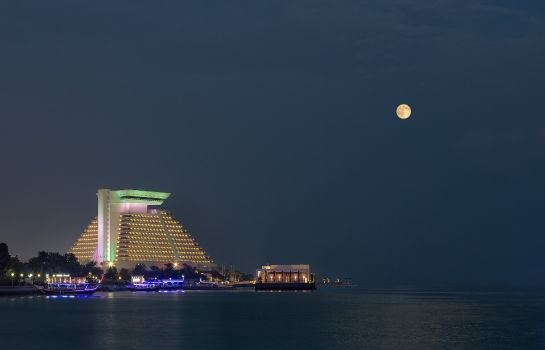 Exterior view Sheraton Grand Doha Resort & Convention Hotel