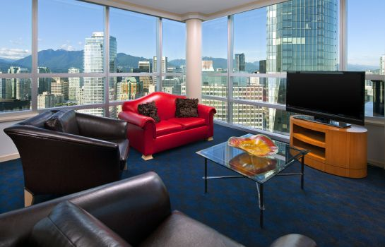 Suite Sheraton Vancouver Wall Centre