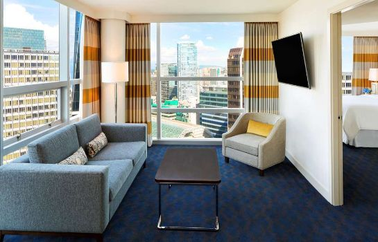 Zimmer Sheraton Vancouver Wall Centre