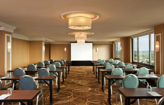 Conference room Sheraton Pentagon City Hotel