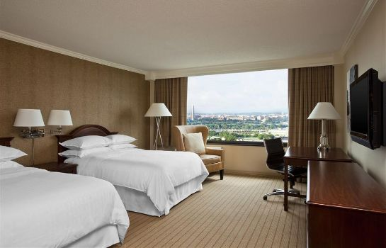 Room Sheraton Pentagon City Hotel