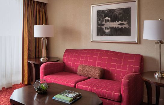 Suite Atlanta Marriott Buckhead Hotel & Conference Center