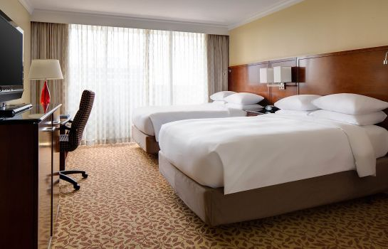Chambre Atlanta Marriott Buckhead Hotel & Conference Center