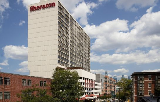 Exterior view Sheraton Philadelphia University City Hotel