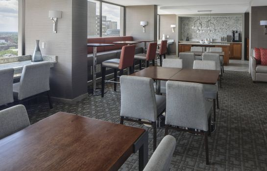 Hotel bar Sheraton Philadelphia University City Hotel