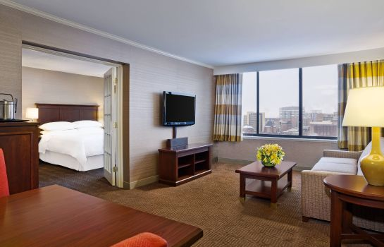 Suite Sheraton Philadelphia University City Hotel