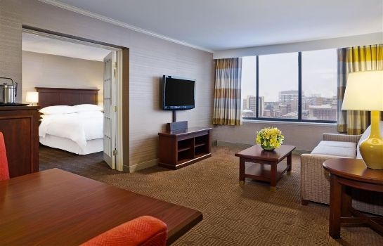 Zimmer Sheraton Philadelphia University City Hotel