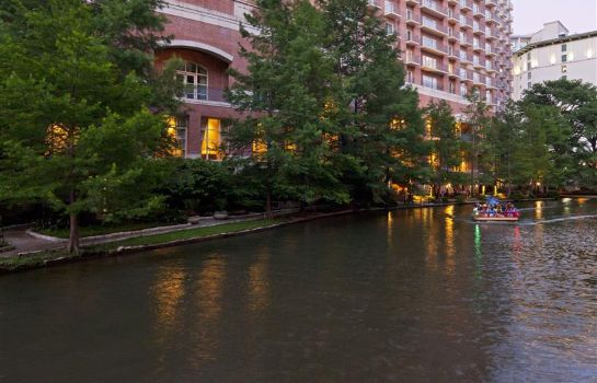 Außenansicht San Antonio The Westin Riverwalk