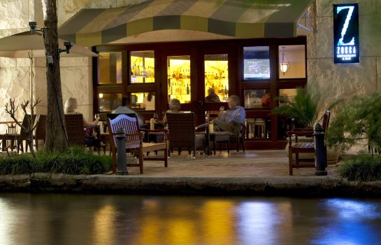 Restaurant San Antonio The Westin Riverwalk