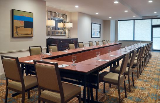 Conference room The Westin Poinsett Greenville
