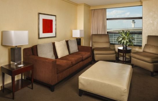Zimmer The Westin Detroit Metropolitan Airport