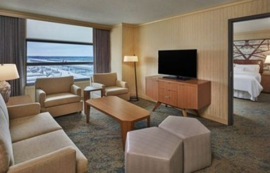 Room The Westin Detroit Metropolitan Airport