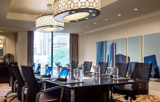 Conference room Dallas Marriott City Center