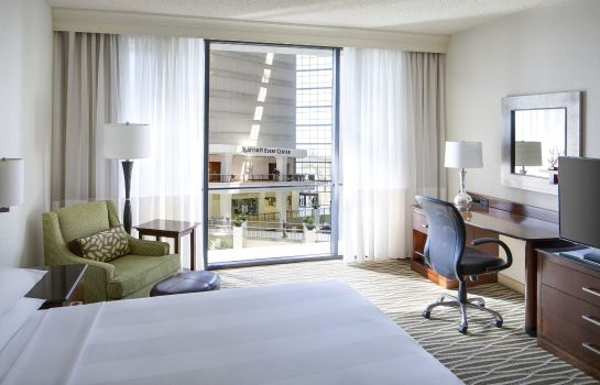 Room Dallas Marriott City Center