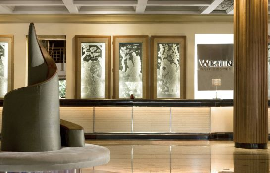 Lobby The Westin Resort Nusa Dua Bali