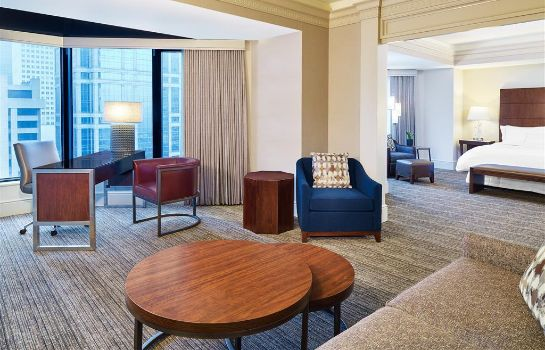 Room The Westin Chicago River North