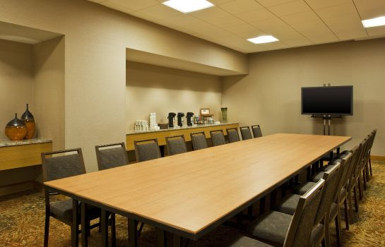 Conference room The Westin Denver Downtown