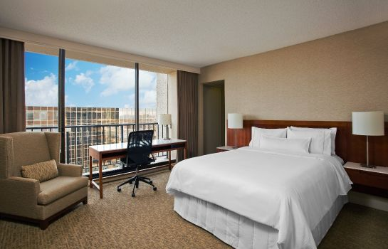 Zimmer The Westin Oaks Houston at the Galleria
