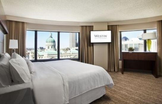 Kamers The Westin Indianapolis