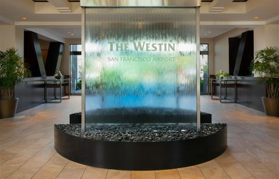 Info The Westin San Francisco Airport