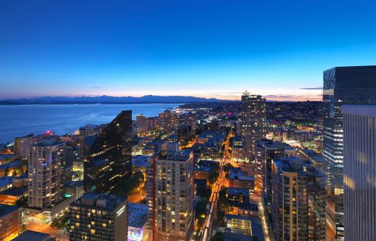Vista esterna The Westin Seattle