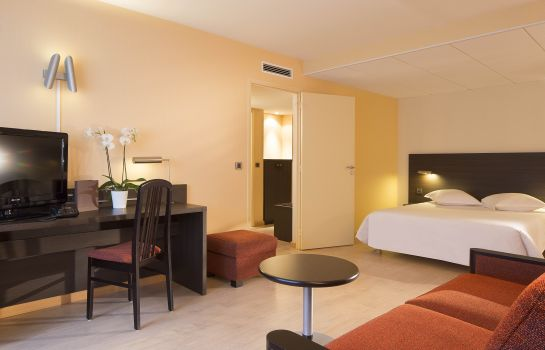 Suite Junior Escale Oceania Brest