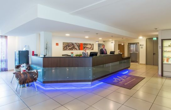 Hotelhalle Select Hotel Mainz