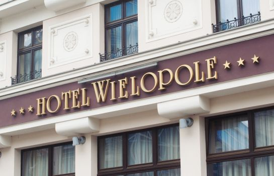 Exterior view Wielopole